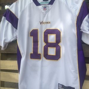 Minnesota Vikings Rice NFL Football Jersey